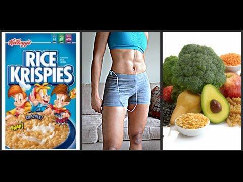 Low Fiber vs. High Fiber Diet Feb Lifestyle (DIET) Challenge!
