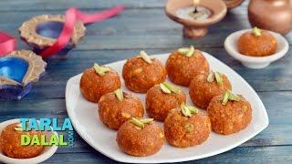 Motichoor Ke Ladoo Diwali Sweet By Tarla Dalal
