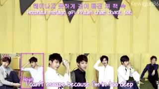 Infinite - Man in Love {Eng Sub + Romanization + Hangul}HD