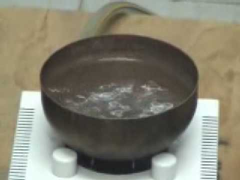 Oxy Hydrogen Gas Stove
