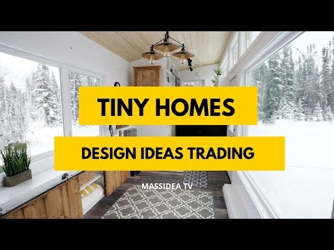 70+ Best Tiny Homes Design Ideas Trading in 2018