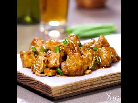 Chicken Hong Kong