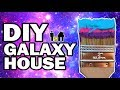 We Painted Our House Galaxy Man Vs House Ep.6 mp3