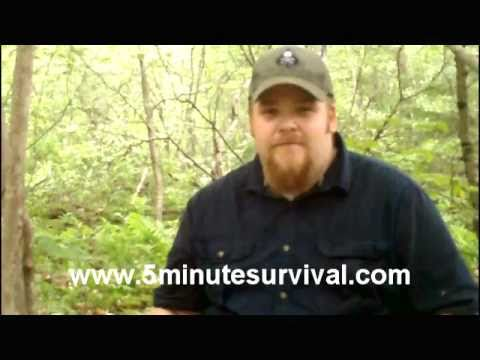 How To Build A Lean To Survival Shelter