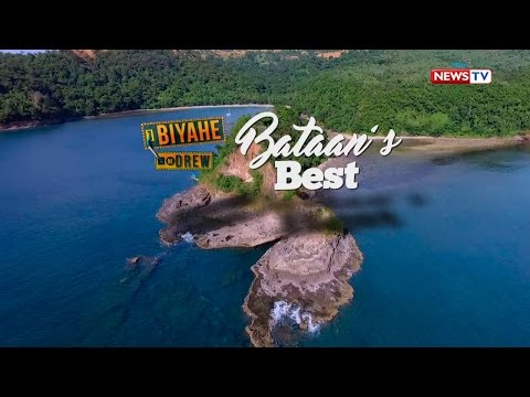 Biyahe ni Drew: Bataan's Best (Full episode)