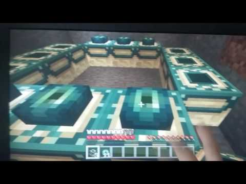 How to escape the ender world and keep your stuff!!!