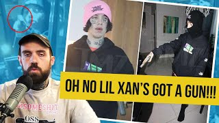 That Wasn't The First Time Lil Xan Pulled Out A Gun...