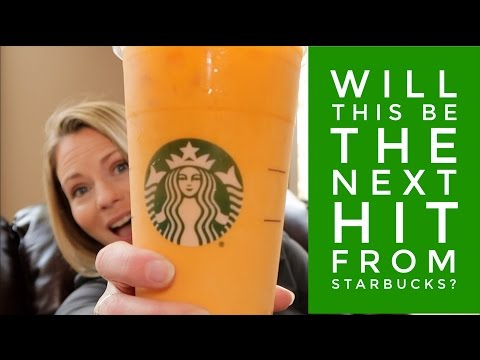 Will this be the next hit from Starbucks?