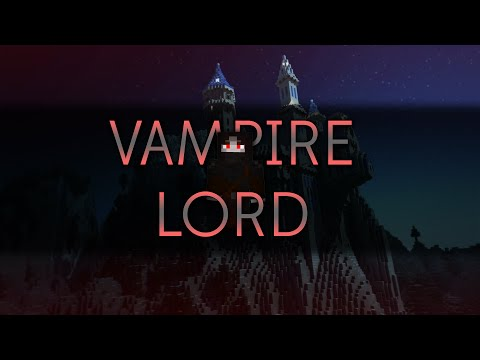 Become a Vampire Lord with only one command block | Vanilla Minecraft