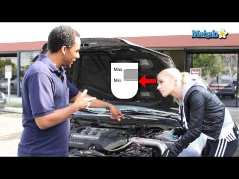 How to Check Your Brake Fluid Level