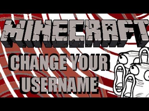 Change Your Username in Minecraft (Confirmed Minecraft Info)