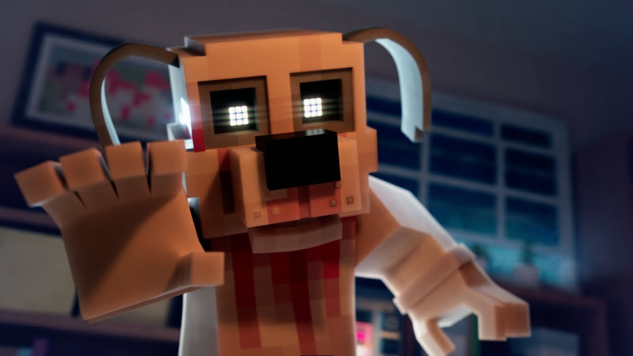 """""""Meaning of Fear"""" Minecraft Duck Season Animated Music Video [Song by Michael Wyckoff]"""
