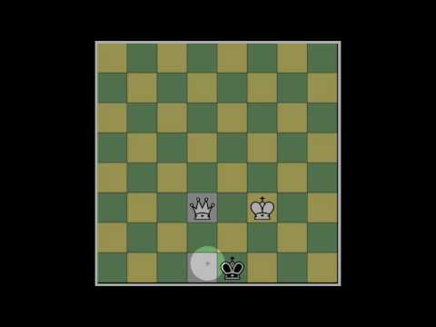 How to Draw a Chess Game