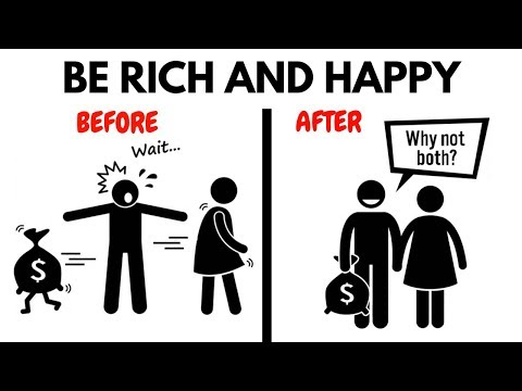 How To Stop Thinking Like A Poor Person And Start Thinking Rich - How To Become Rich