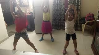 Sia cheap thrills by Saanvi, Pranya , Navjot