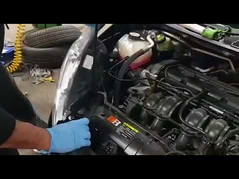 how to change sidelight bulb - New  Ford Fiesta