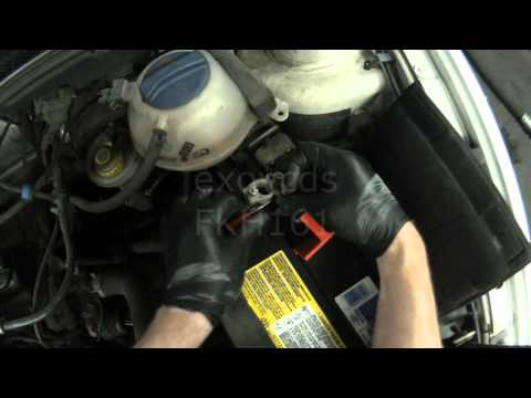 VW A3: ABA 2.0L High Idle after Throttle Body Cleaning Fix