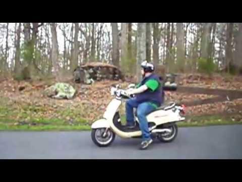 GettyPeds Scooter Rental April 2015