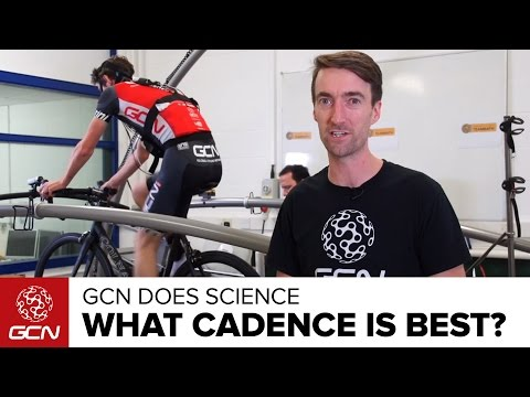 What Is The Most Efficient Cadence? GCN Does Science
