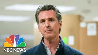 California Gov. Newsom Gives Coronavirus Update | NBC News