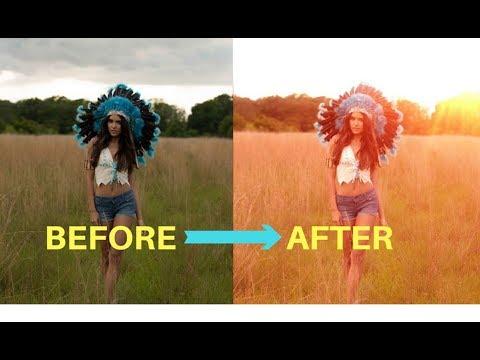 How To Background Change In Photoshop ? -Challenge Background With Ease Using Some Tips