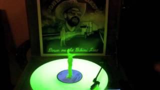 "Jonny Corndawg, ""night Rider"" Glow In The Dark Vinyl"