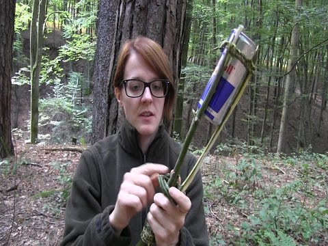 How To Make A Torch With A Red Bull Can