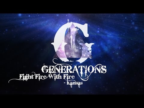 Fight Fire with Fire- Kansas | Generations Band