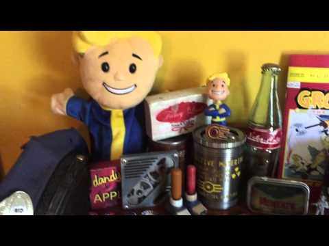 Fallout Themed Office
