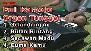 FULL ALBUM KARAOKE ORGAN TUNGGAL