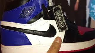"watch 23e46 9db36 Dhgate  50 Air Jordan 1 ""Top 3"""