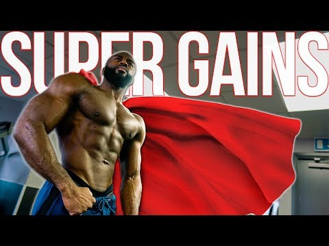 6 Tips to Build Muscle Faster!!! | Gabriel Sey