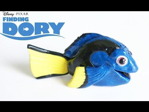 Finding Dory Figurine DIY