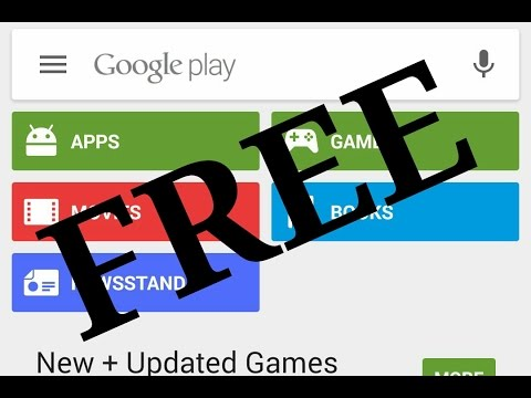 how to get paid apps. FREE in android [NO RooT]