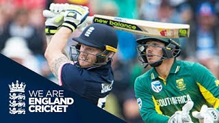 England's Thrilling Win Seals Series Against South Africa – England v South Africa 2nd ODI 2017