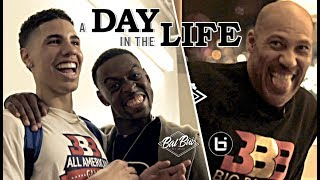 LaMelo Ball Has ANOTHER BROTHER! Day In The Life w/ Ball In The Family's Hollywood Ray!