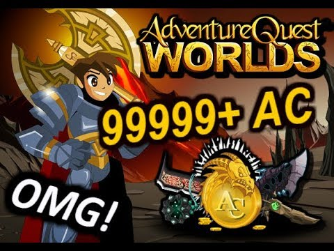 HOW TO GET FREE ADVENTURE COINS!!! [WORKS 2018] (AQW)