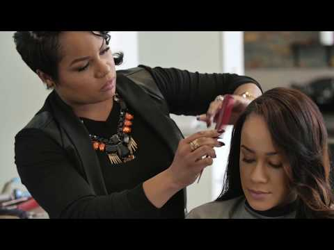 Small Business Stories: Toni Burrell Hair Studio | Navy Federal
