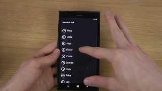 Nokia Lumia 1520 - Ringtones Review