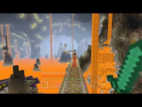 stampylonghead - Minecraft Xbox   Cave Den   Battling The Wither Blindfolded 90