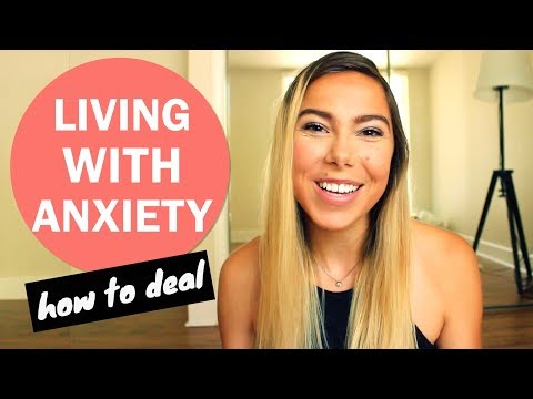 LIFE HACKS TO DEAL WITH ANXIETY & STRESS!