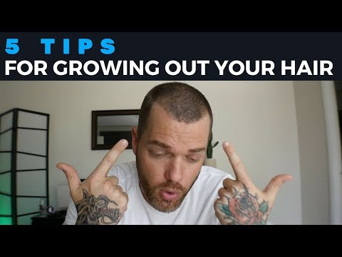 5 Tips To Help You Grow Your Hair Faster - Men