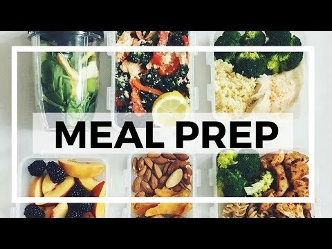 MEAL PREP TIPS - Episode 2 Summer Cuts