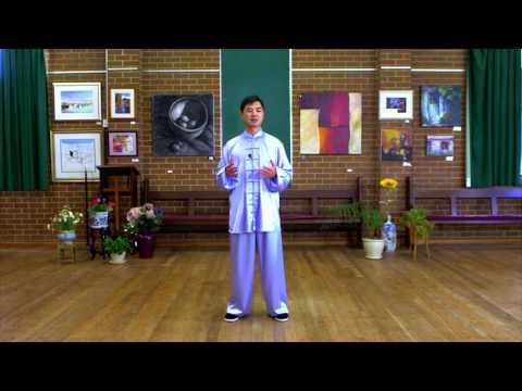 Tai Chi 24 Form Step by Step Instructions (Paragraph 1)