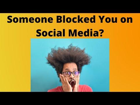 Someone Blocked You on Whatsapp?