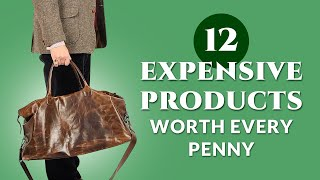 Worth Every Penny - 12 Expensive Products For Men That Are Worth Their Money - Gentleman