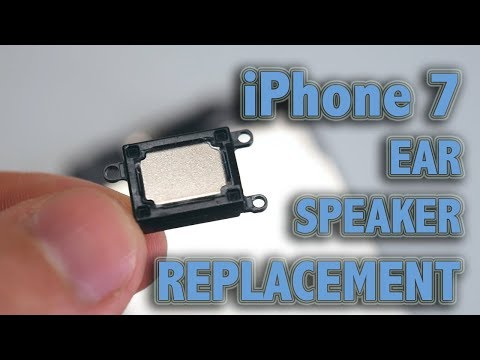 iPhone 7 Ear Speaker Replacement