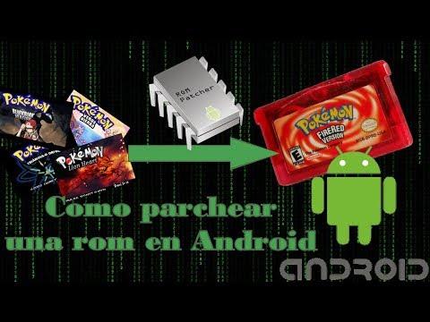 Como parchear un hack rom en Android (de GBA)