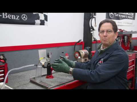 Bench Cleaning Bosch Gas Engine Fuel Injectors: Part 2 MFI. Back-flush