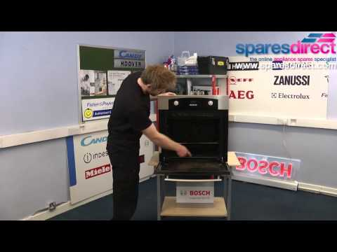 How to replace an Oven Door Seal | Oven Spares & Parts |  0800 0149 636